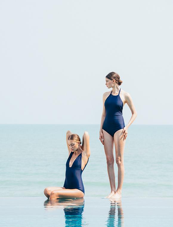 timeless swimsuit kaio