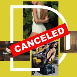 The event DESIGNGUT is cancelled.
